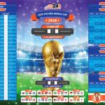 HÒA NHỊP CÙNG FIFA WORLDCUP 2018