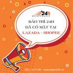 >>> BẠN ĐÃ GHÉ THĂM GIAN HÀNG BẢO TRÌ 24H TẠI LAZADA – SHOPEE CHƯA??? <<<